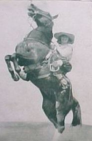 Edith Stirling - Movie Cowgirl